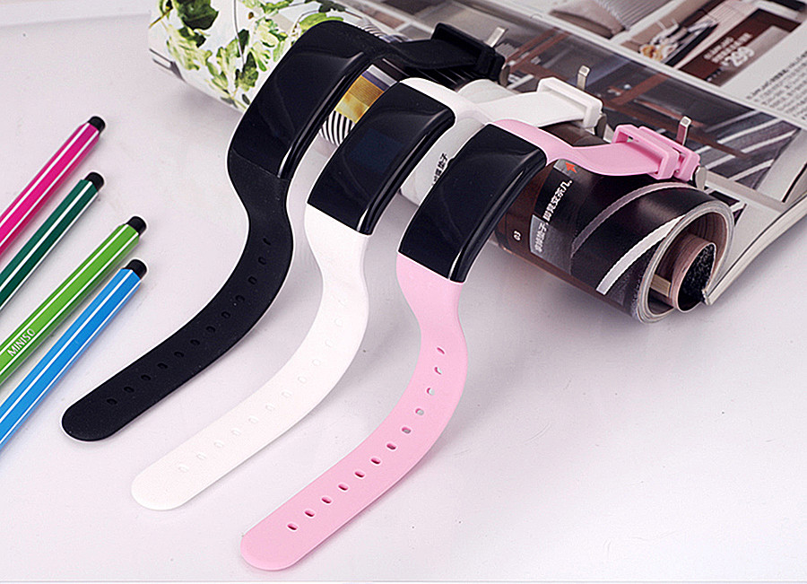 Sport Mi band Smart Watch Heart Rate Monitor Fitness Bracelet Band Wristband for IOS&Android Waterproof IP68 +Earphone Gift Free