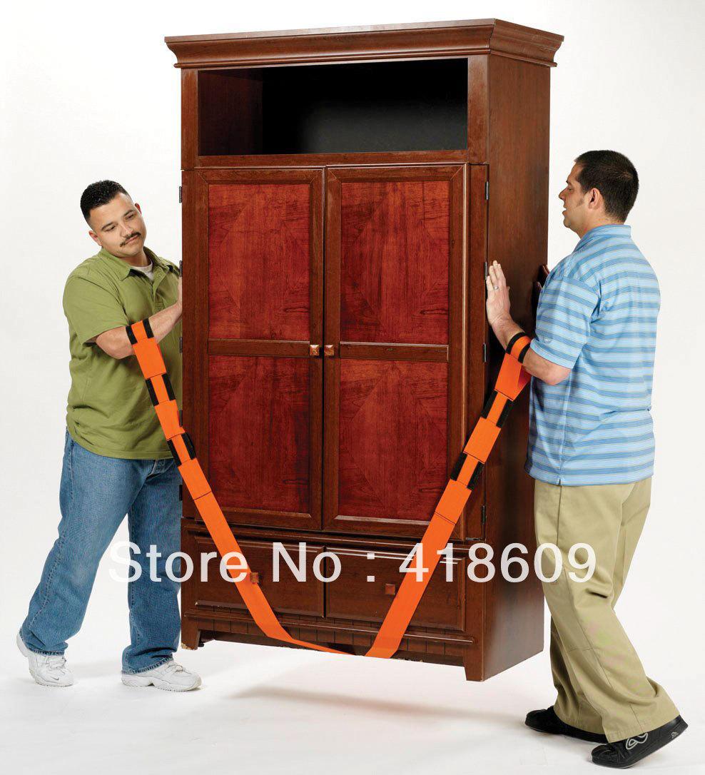 10PCS/5 PAIRS BULK LOTS Forearm Forklift Furniture Moving Lifting Straps for Table Fridge Sofa Mattress