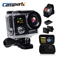 Campark Action Camera 4K Ultra 1080P HD Wifi Sport Video Camera 170 degree Wide Angle 2