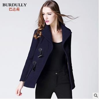 Women Jacket 2017 female Cashmere coat flight suit casual jacket women coat and women jacket coat