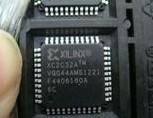 XC2C32A-6VQG44C  XILINX  1200PCS