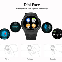 Buy GOLDENSPIKE G3 Smart Watch S2 Bluethooth Sim card TF Card siri Heart Rate monitor Reloj Smartwatch G3 Android iOS PK G4 for $47.34 in AliExpress store