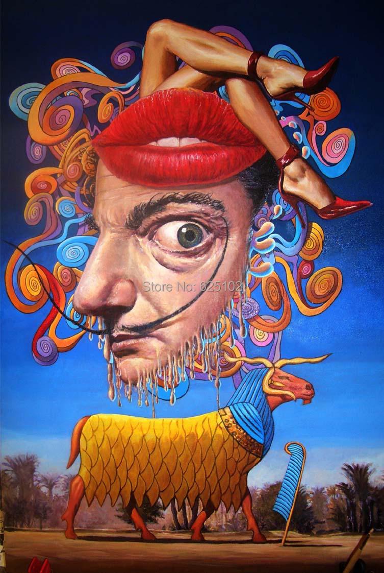 Salvador Dali Pintura