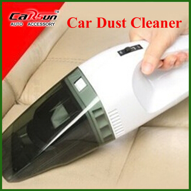 New Portable Car Dust Cleaner Vacuum Cleaner Collector Inflator Air Compressor Wet&Dry YF-005(China (Mainland))