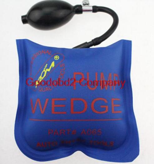 KLOM PUMP WEDGE LOCKSMITH TOOLS Auto Air Wedge Airbag Lock Pick Set Open Car Door Lock Medium Size 5pcs/Bags