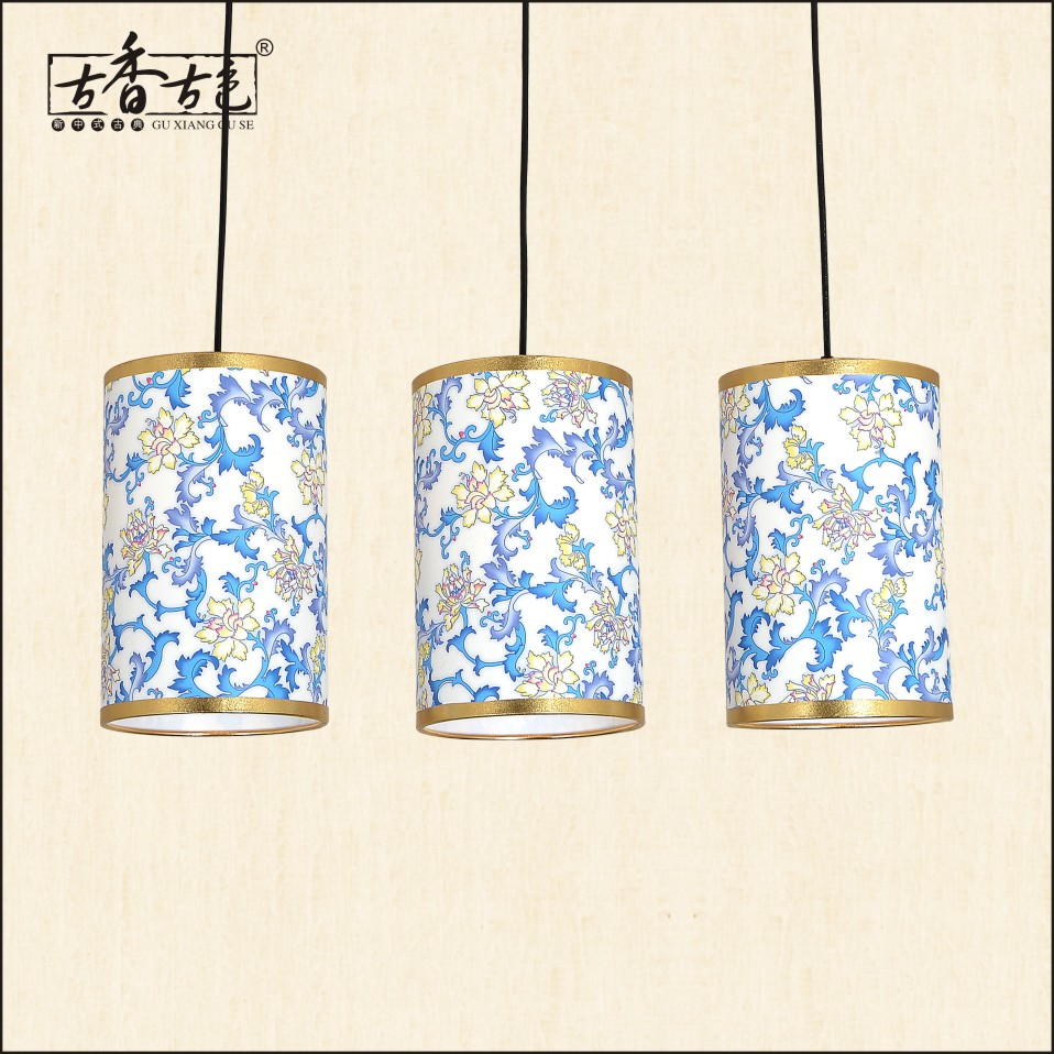 Chinese style pendant light vintage lamps bar antique lighting 6264(China (Mainland))