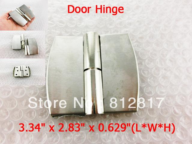 stainless steel Door Window Screw Installing Silver Tone Butt Hinge/ kitchen door hinges/window hinge(China (Mainland))