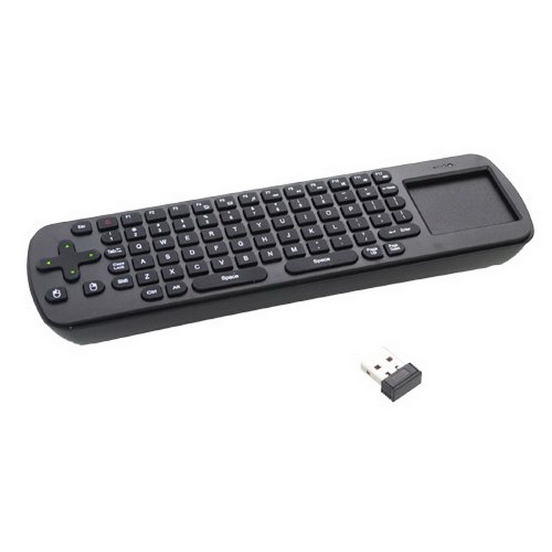2015 RC12 Wireless 2.4G Fly Mouse Keyboard and Mouse Remote Control Keyboard for Android TV Box PC RC12(China (Mainland))