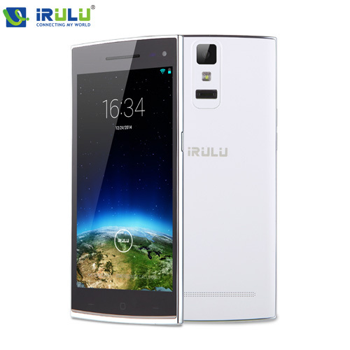 IRULU Victory 1S V1S 5 Unlocked Mobile Phones Android 4 4 Quad Core Smartphone HD CellPhone