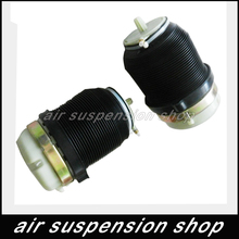 Buy pair air suspension spring air spring air bag fit Audi car A6 C6 4F rear 4F0616001 4F0616001J for $246.05 in AliExpress store