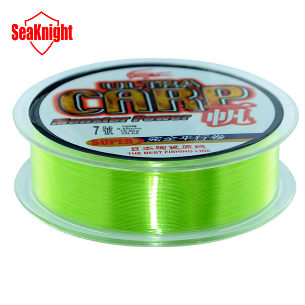 Buy seaknight brand 100m nylon fishing for Where to buy fishing line