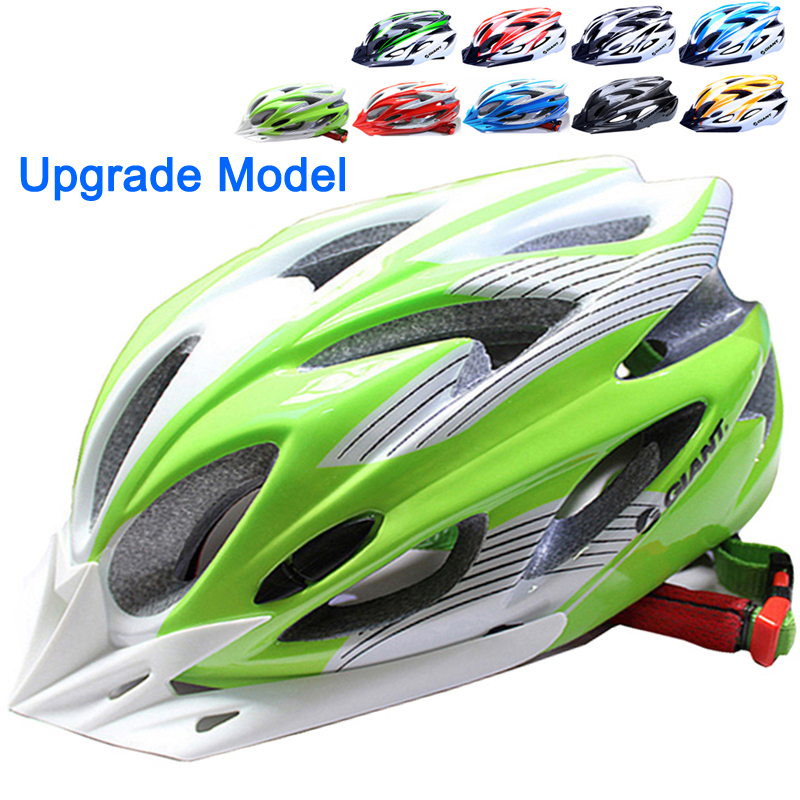 Upgrade Model Ultralight Bicycle Helmet Safety Cycling Helmet Protect Integrally-molded Bike Helmet 260G 57-62 CM [CH08](China (Mainland))