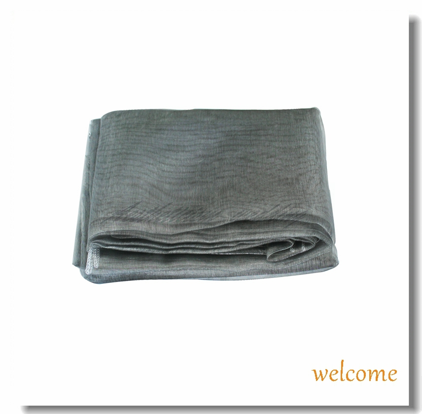 """Free Shipping Dark Silver Organza Table Overlay Cloth 72"""" Square Wedding Party Supply feasts banquet professional Supply Hot(China (Mainland))"""
