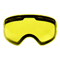 Ski Goggles Lens UV400 Ski Snowboard Glasses Lens Brightening Lens For Weak Light tint Weather Cloudy