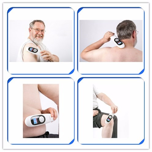 Neck Cervical therapy equipment and back pain relief managment low level laser physical therapy apparatus(China (Mainland))