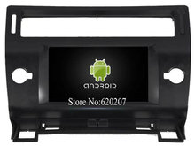 WINCA S160 Android 4.4.4 CAR DVD player FOR CITROEN C4 car audio stereo Multimedia GPS Quad-Core - AGOGO ELECTRONICS CO.,LTD store
