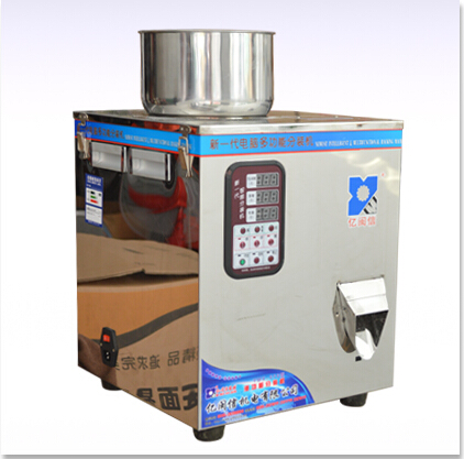 1g-100g powder filling machine ,automatic powder filling machine, special for viscouspowder packaging machine(China (Mainland))