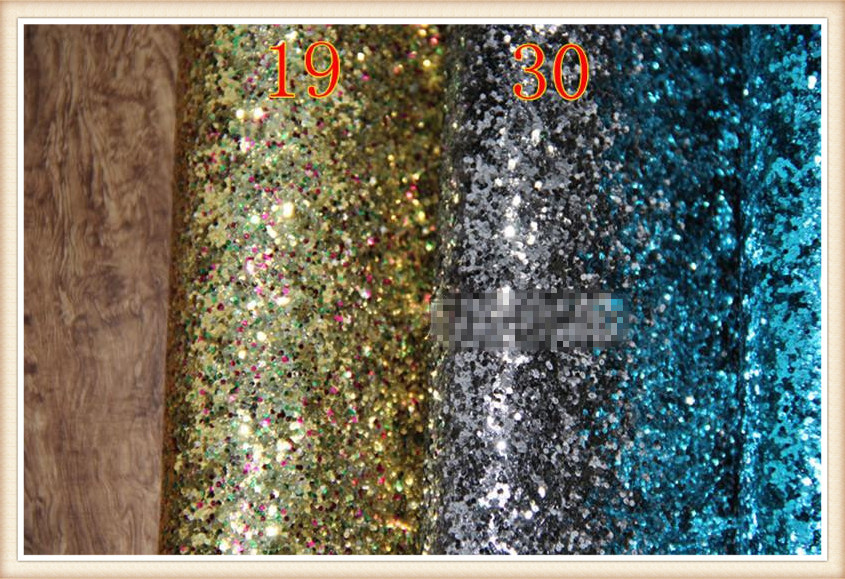 Aliexpress.com : acquista 30 yards/lot sparlky chunky glitter ...