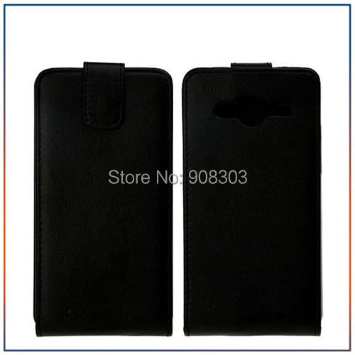 2014 New Vertical Flip Leather Case Magnetic Closure Samsung Galaxy Core 2 G355H Mobile Phone Case, - Shenzhen Yi Fang FX Electronics Co.,Ltd store