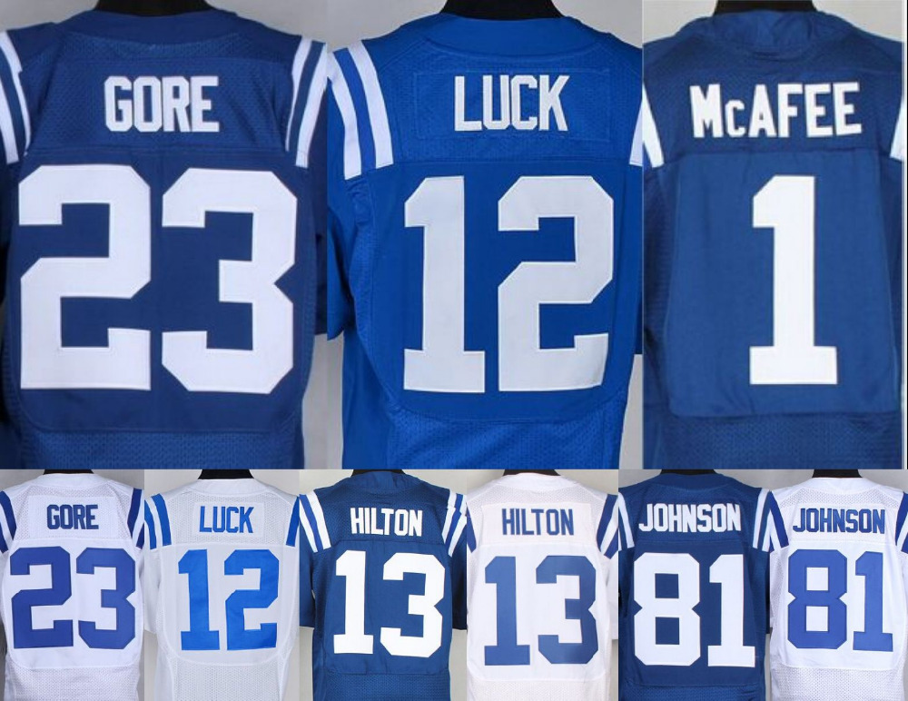 stitched andrew luck jersey