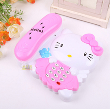 Free shipping educational early learning Multifunctional animal phone piano color animal multi-purpose music phone toy(China (Mainland))