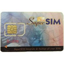 16 in 1 Max SIM Cell Phone Magic Super Card Integrate Backup all your Sims(China (Mainland))