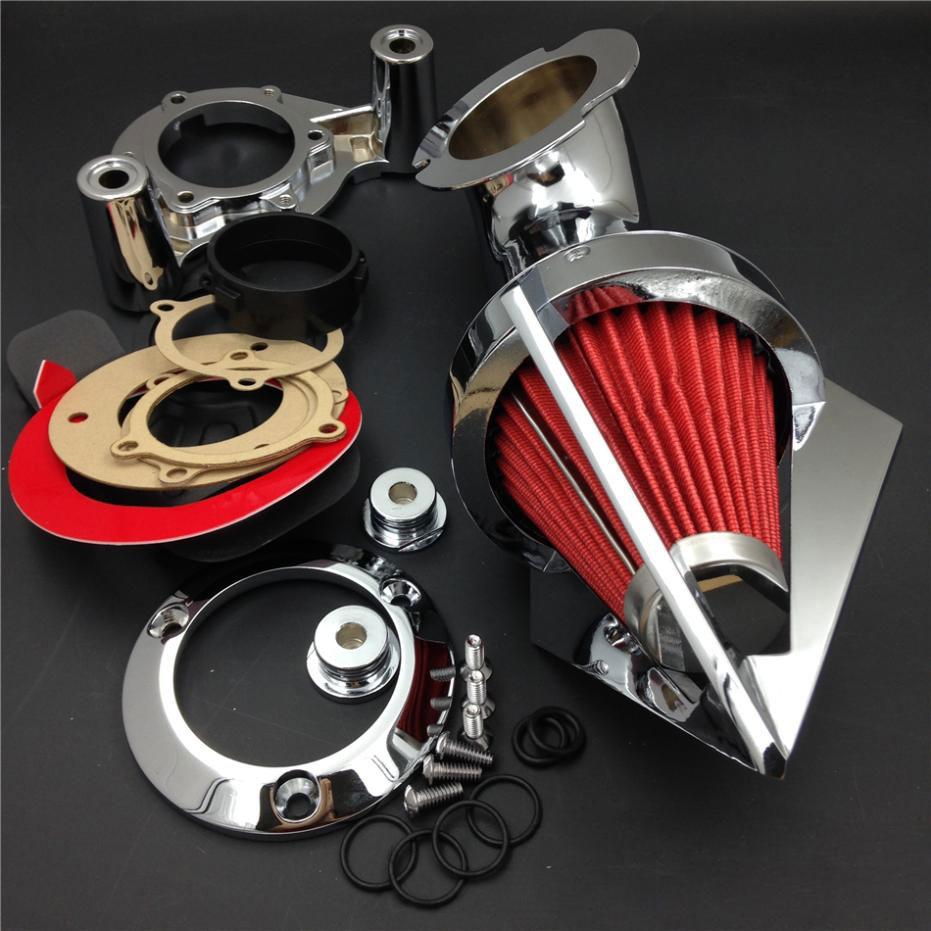 Хром доза для Harley Dyna электра скольжения FLHX царь 2008 - 2012 мотоциклов часть
