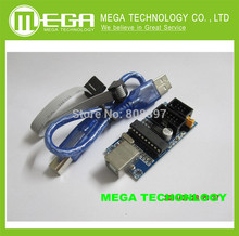 Buy 5pcs AVR microcontroller download USBtinyISP download manager dedicated USB interface cable arduino for $23.18 in AliExpress store