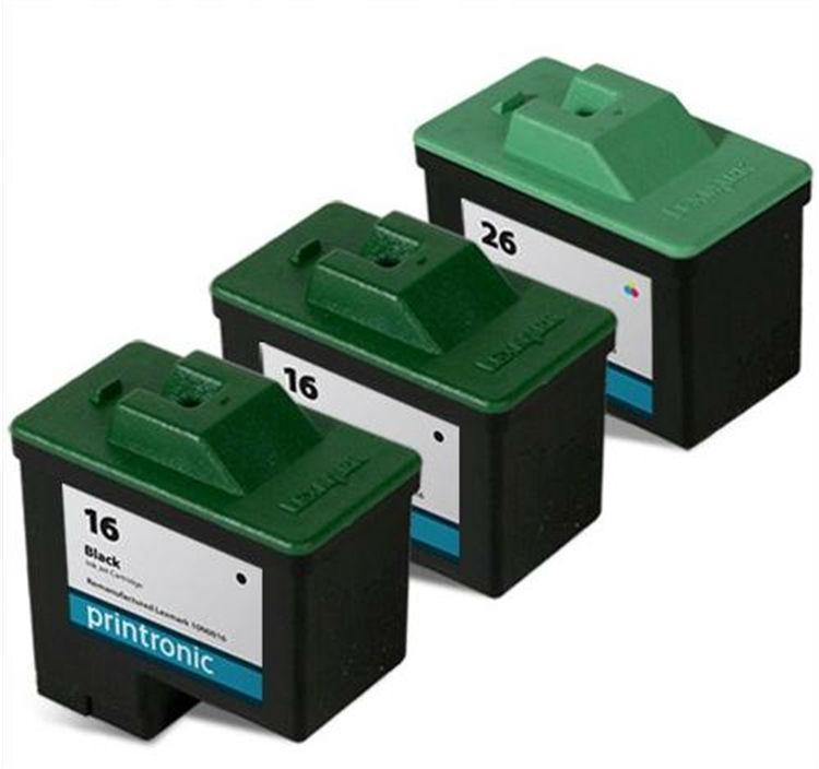 Картриджи для принтера lexmark x72