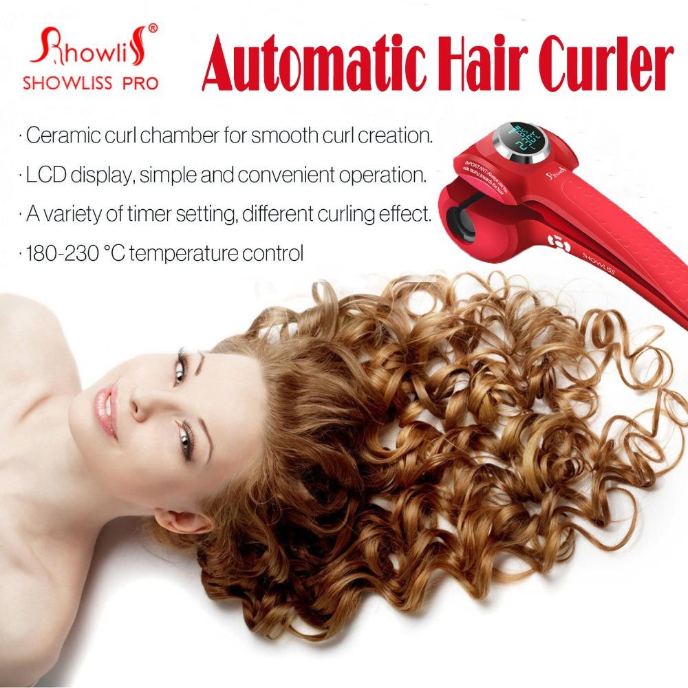 hair curling machine price