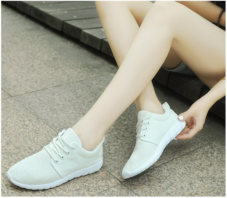 Women Breathable Mesh Shoes Size 35-40 Fashion Women Casual Shoes Zapatillas Deportivas Trainer Free Shipping Ladies Shoes YD85 (11)