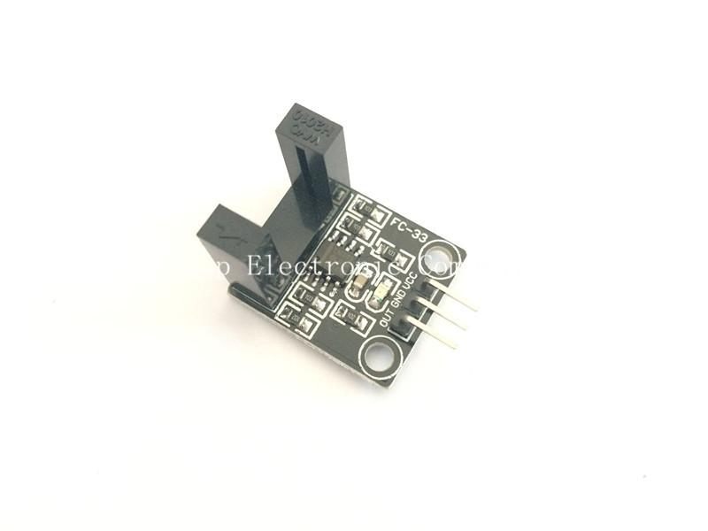 Beam photoelectric sensor Electric counter module motor count speed sensor module test module groove coupler module(China (Mainland))