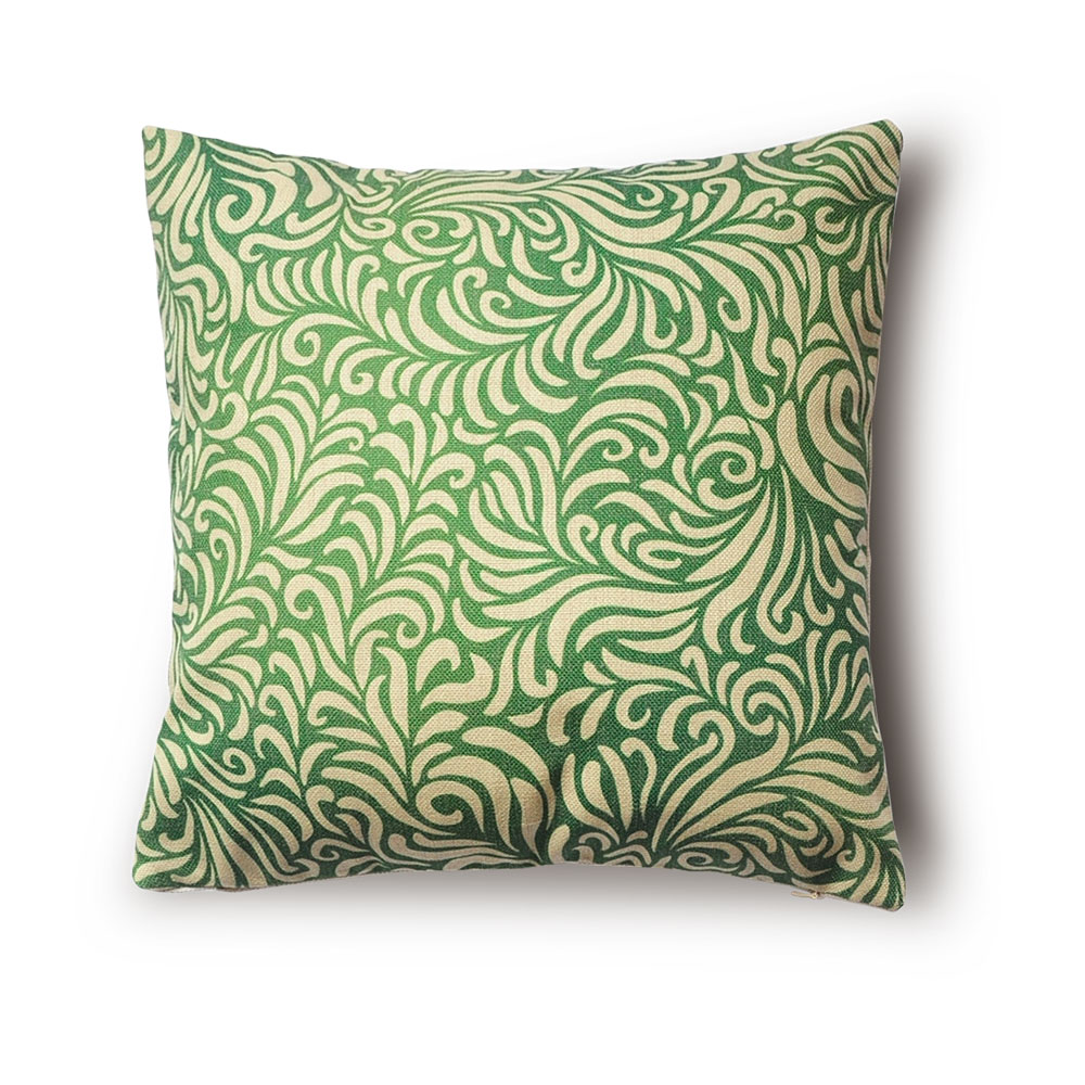 Fancy Throw Pillow Patterns : Retro Style Decorative Pillows, Plant Patterns, 45CM Sofa Cushions,Throw Pillow,Chair Cushion ...
