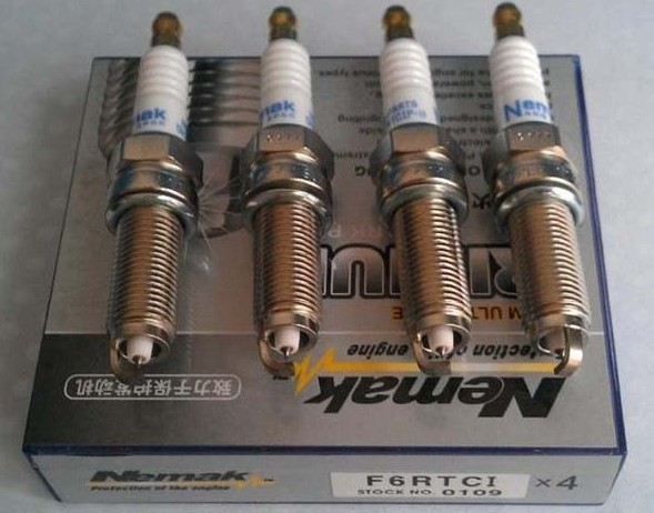 Replacement Parts Platinum iridium spark plug car candle for honda accord 2008 2012 2 4L 3