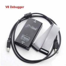 Buy Hot V8 Debugger Emulator Programmer Arm Cortex-M4 / M0 Emulation Downloader Support automatic upgrade, support KEIL5 for $16.06 in AliExpress store