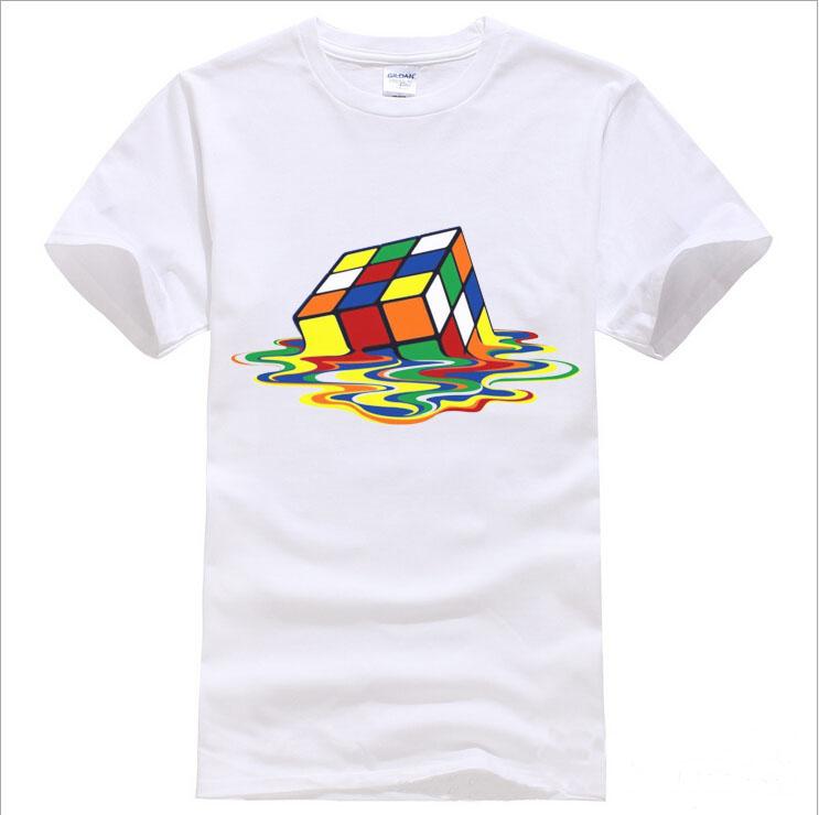 The Big Bang Theory T-shirts Men Swag Funny 100% Cotton Short Sleeve O-neck Tshirts 2015 New Fashion Summer Style Brand T shirts(China (Mainland))