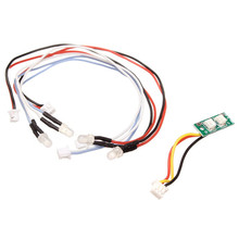 XK X251 RC Quadcopter Spare Parts Lights Set For RC Camera Drone Accessories