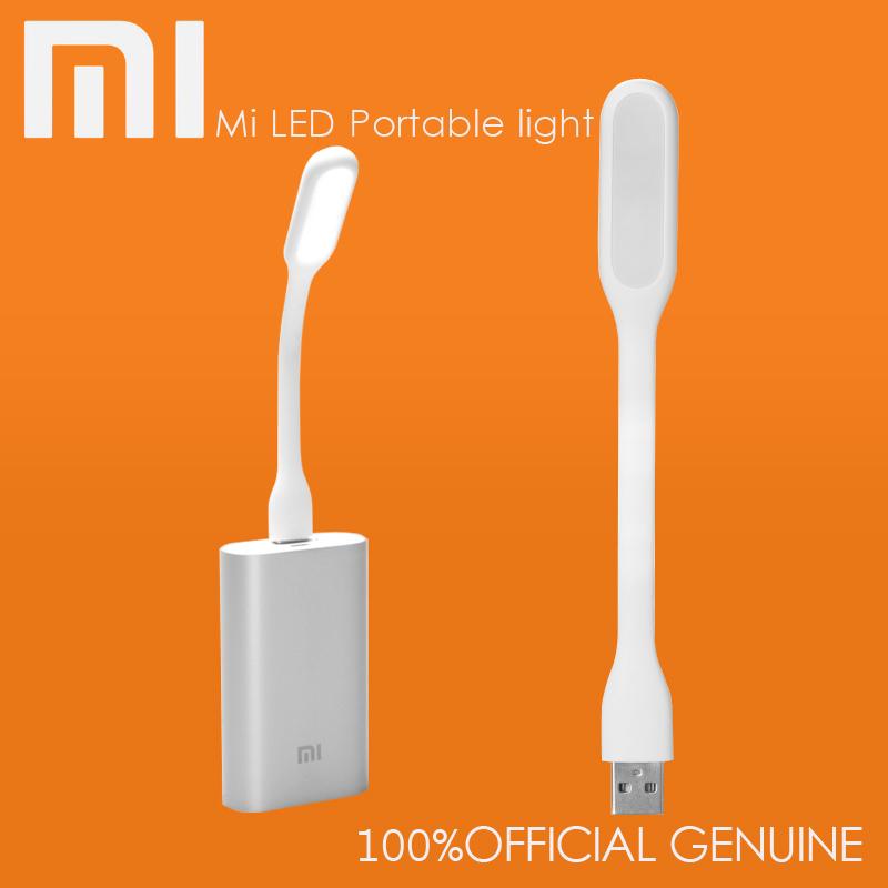 Гаджет  2015 Original Xiaomi Led Light Mi Fexcible Led USB  Proteger for Power bank Computer Xiaomi USB Light  Lamp Free Shipping None Компьютер & сеть