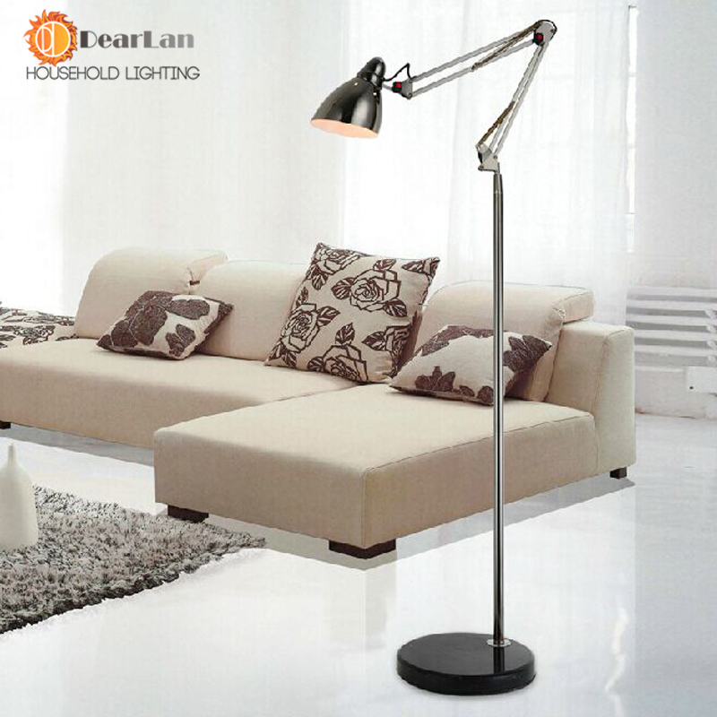 Modern living room floor lamps for Modern lamps for living room