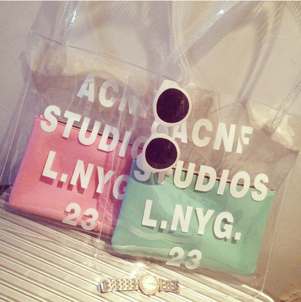 Free Shipping!! 2015 Jelly Candy Color Transparent Shoulder Bag PVC Shopping Bag(China (Mainland))