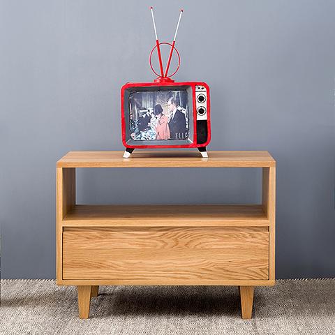 Moderne minimaliste salon chambre tv armoire scandinave for Meuble bar japonais