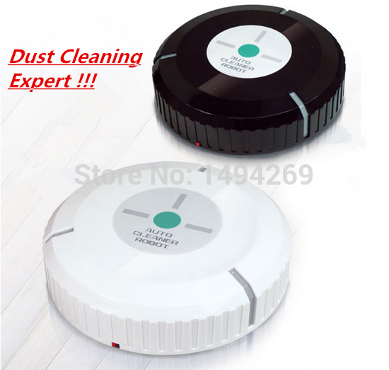 Auto Cleaner Robot Microfiber Smart Robotic Mop Automatic Dust Cleaner Free Shipping Random color(China (Mainland))