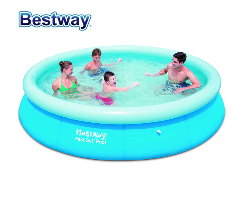 Compra inflable piscina online al por mayor de china - Montaje piscina bestway ...