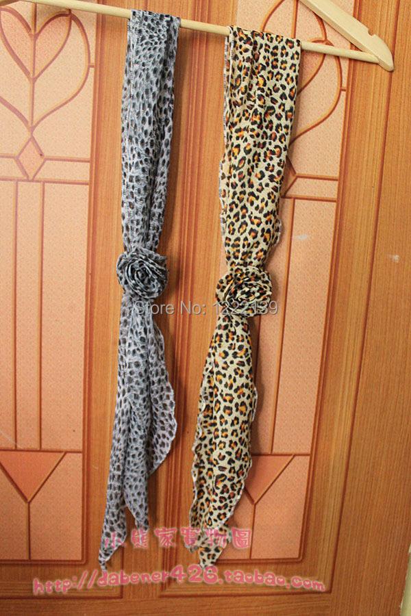 Fashion multifunction headband flower hair clip decoration magic chiffon scarf hair band hair accessory(China (Mainland))
