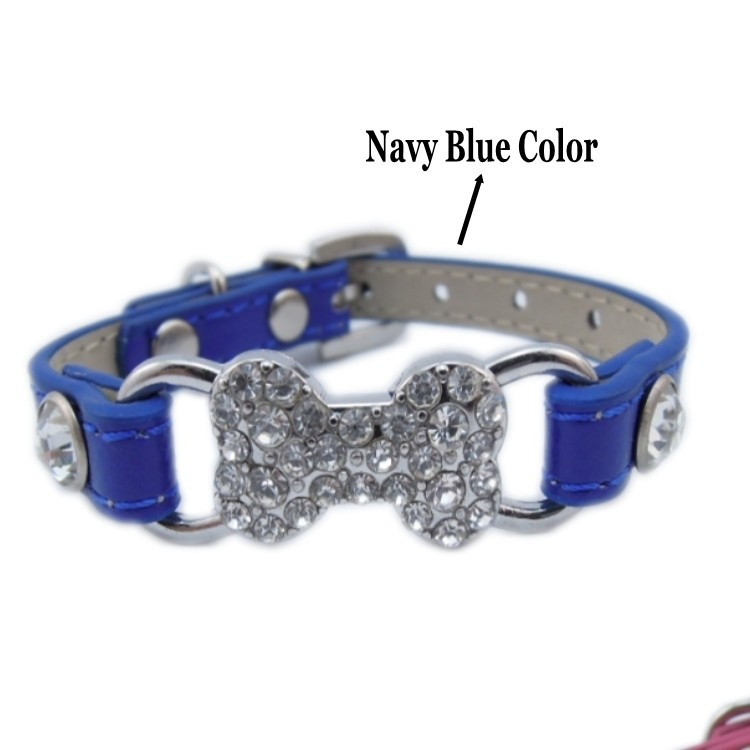 Luxury cat collars