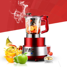 Free shipping latest steam heating blender with intelligent one key contral mixer blender NM-8018 automatic baby food maker(China (Mainland))