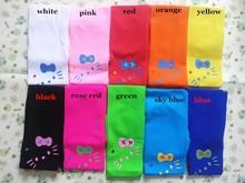 10 pcs lot Baby girl child kids pantyhose stocking velvet hello kitty cat dance legging for