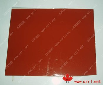 hot stamping silicone rubber(Heat Transfer)--High temperature silicone rubber
