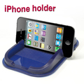 Multifunctional car phone holder GPS with non slip pad multi car mat stands