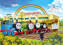 New Anime Thomas and His Friends Wooden Trains Model Christmas Toys Gifts for Children Kids Spencer Edward James NO.1 -27(China (Mainland))